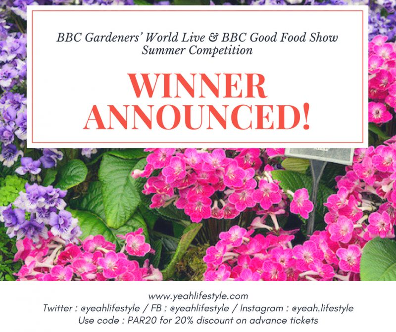 BBC-Gardeners-World-Live-Good-Food-Discount-Code-Contest-Winners-Birmingham-Yeah-Lifestyle