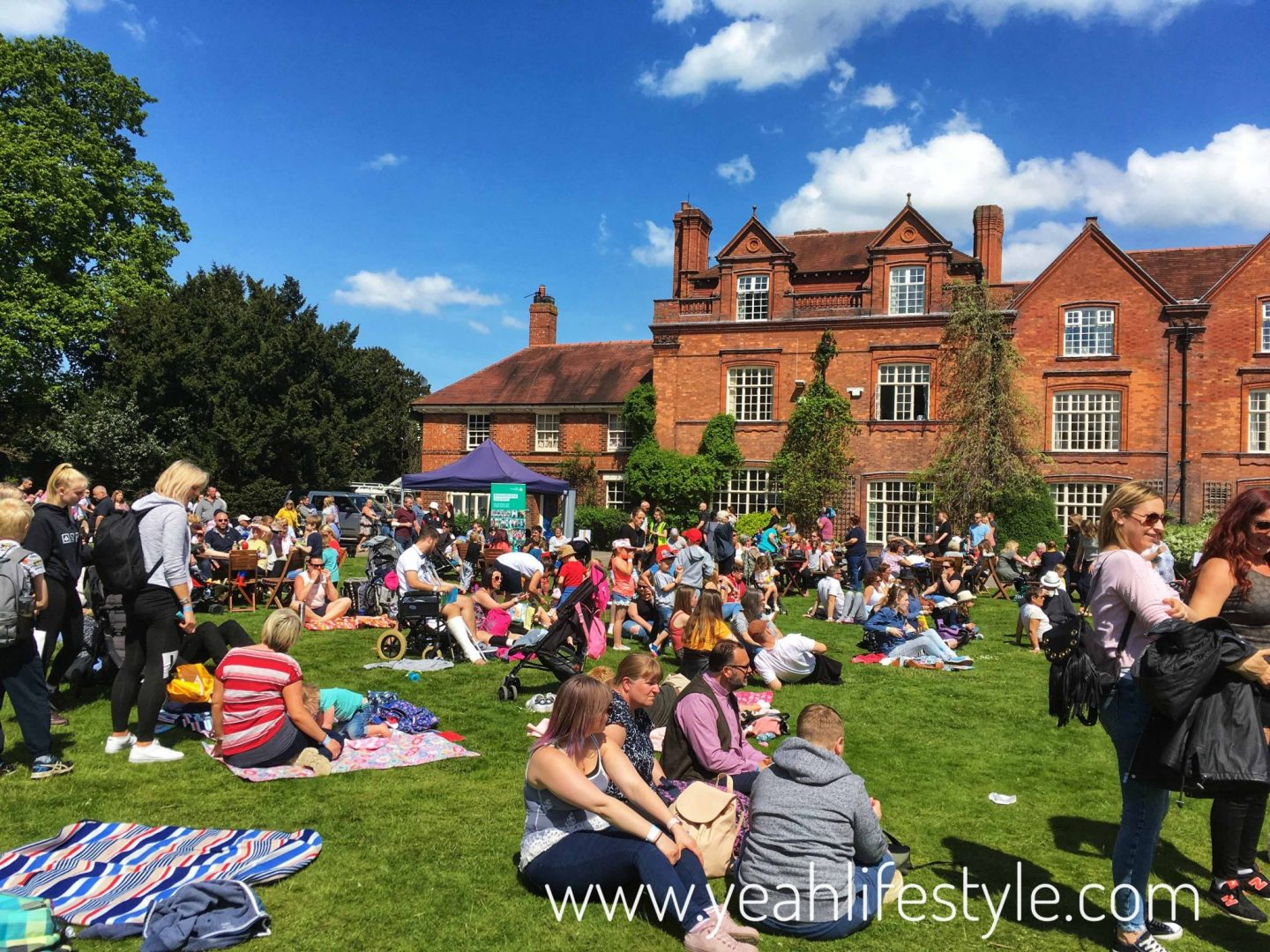 Day Out at Reaseheath Family Festival at Reaseheath College, Nantwich *