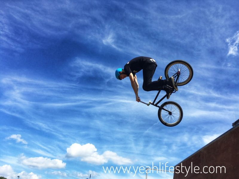 Day-Out-Family Festival-Reaseheath-College-Nantwich-extreme-sport