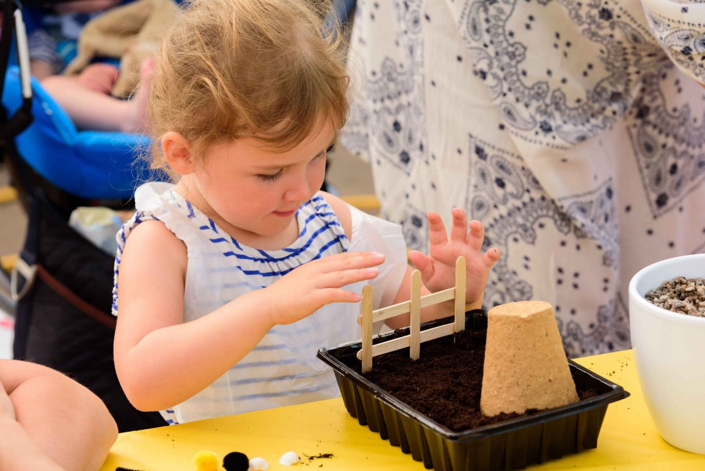 Get Crafty at Bridgemere Garden Centre This May Half Term