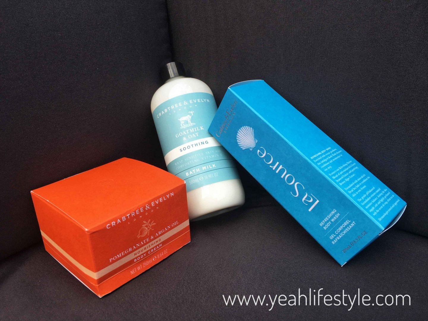 Crabtree and Evelyn Body Essential Review *