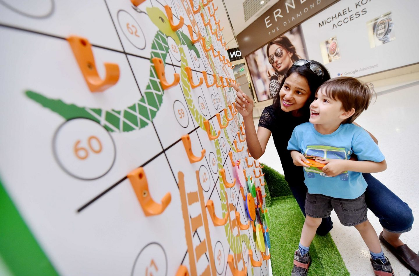 New Family Club and Giant Sized Games at intu Potteries *