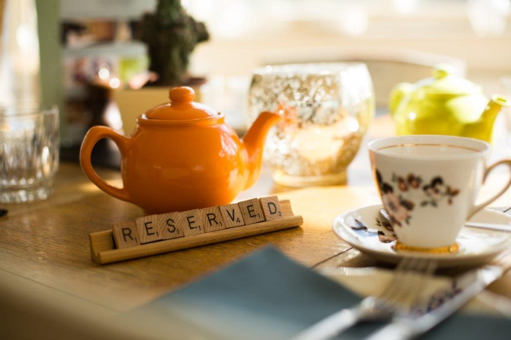 English Afternoon Tea at The Vicarage Freehouse and Rooms *