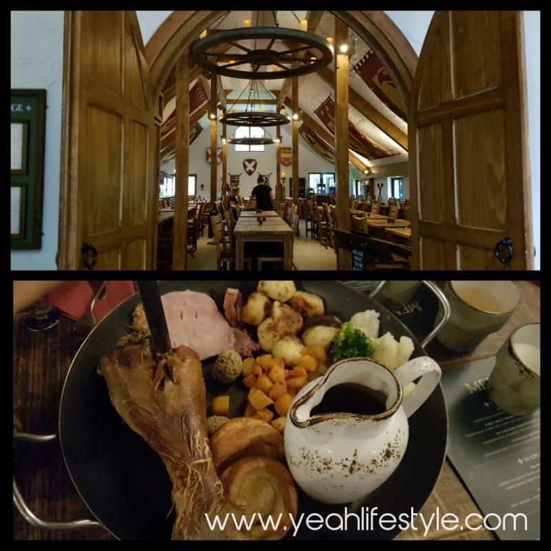 Luxury-Family-Glamping-Getaway-Warwick-Castle-Mediaeval-Dinner