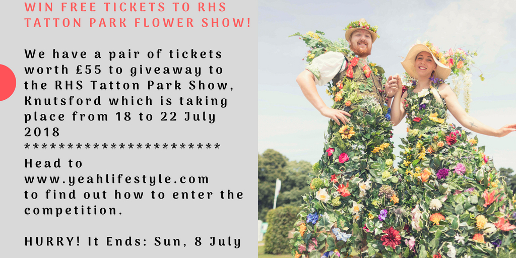 RHS-Tatton-Park-Flower-Show-Win-Free-Tickets-Knutsford-Cheshire-2018