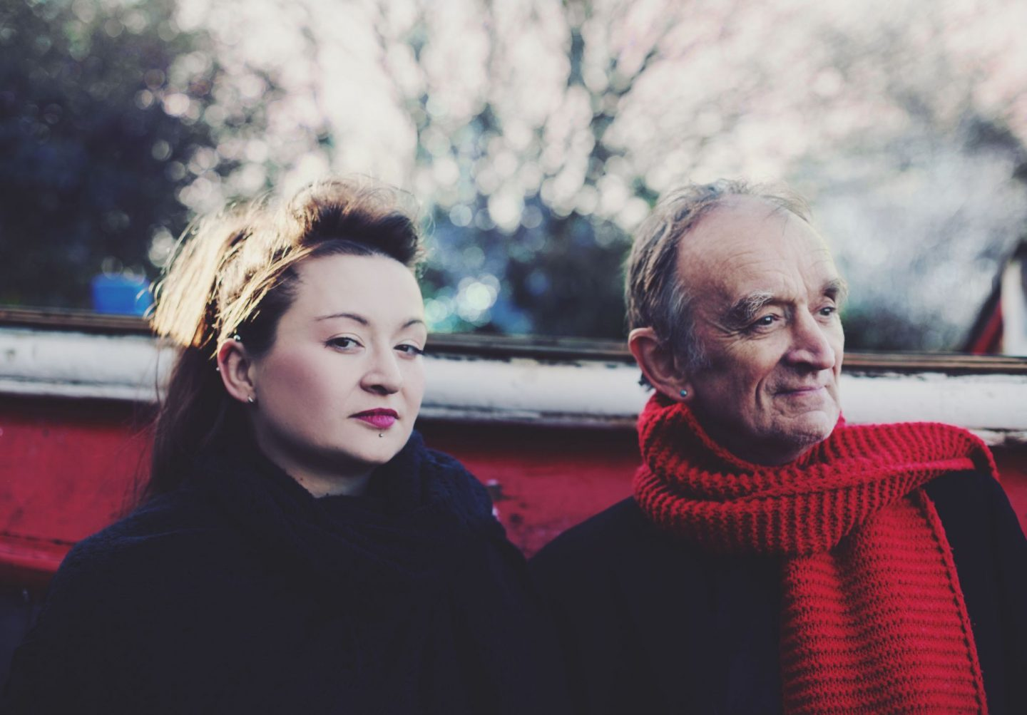 Win a pair of tickets to watch Family Folk Duo, Martin & Eliza at Stafford Gatehouse Theatre