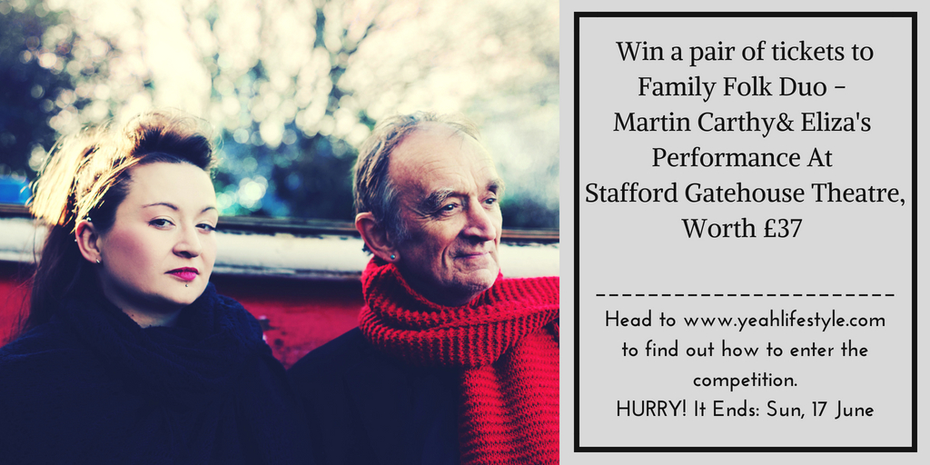 Win-tickets-watch-Family-Folk-Duo-Martin-Eliza-Stafford-Gatehouse-Competition