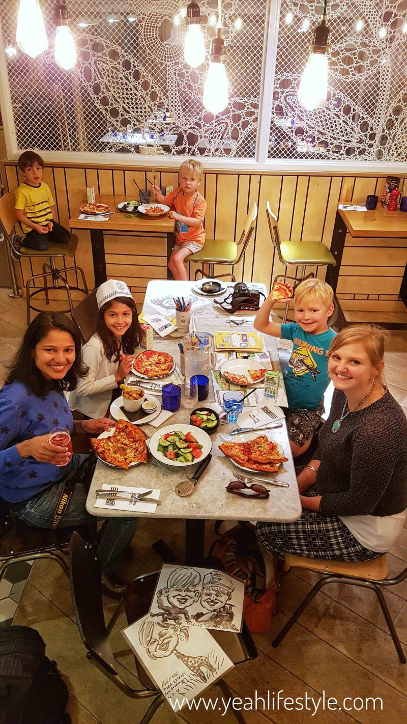 pizza-express-manchester-food-blogger-kids-menu-pizza-happy-party