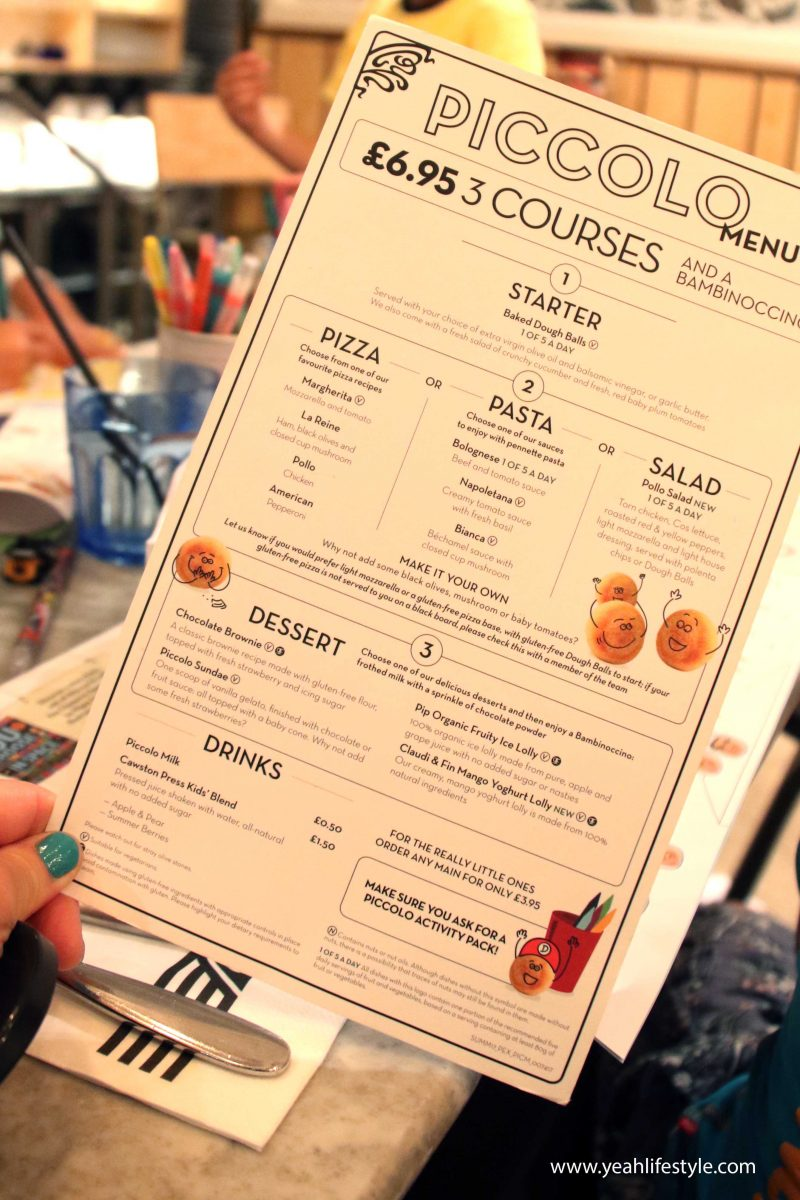 pizza-express-manchester-food-blogger-menu-pizza-food-drinks