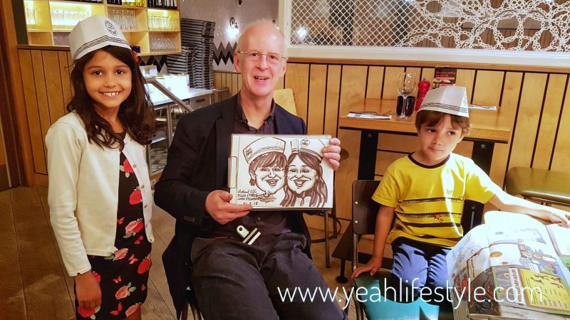 pizza-express-manchester-kids-caricature-kids-portrait