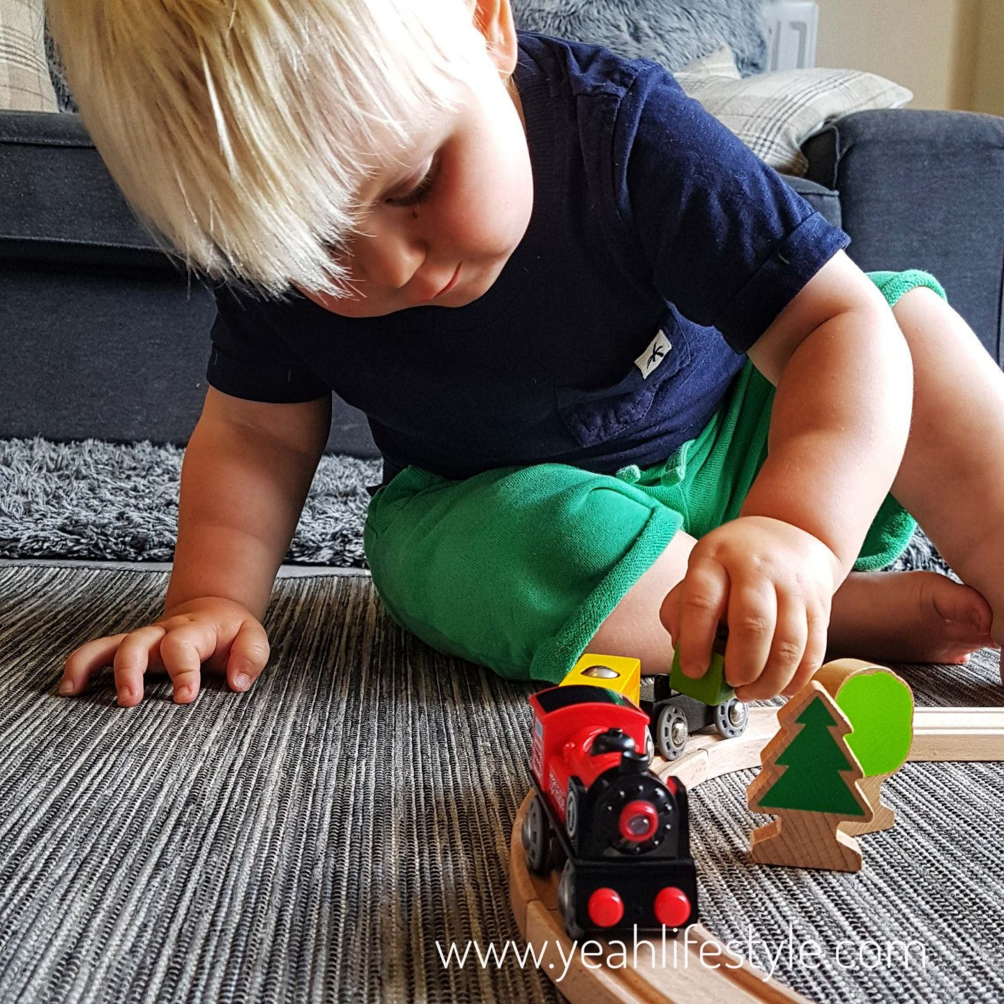 Hape-kids-wooden-train-set-blogger-review-toys-battery-toddler-play-gift