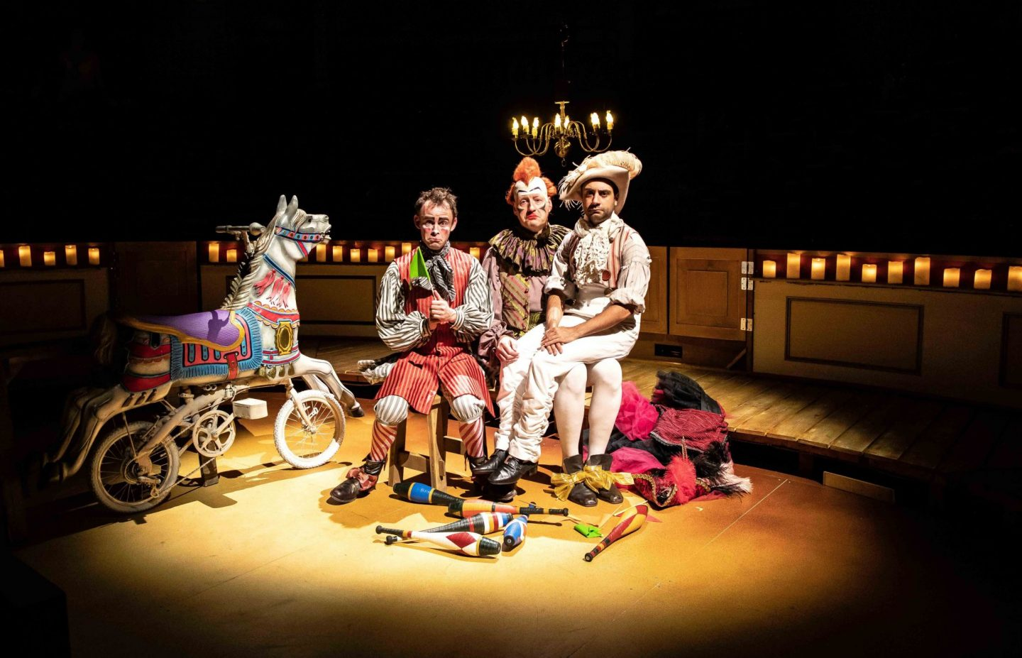 Watch Astley's Astounding Adventures at New Vic Theatre