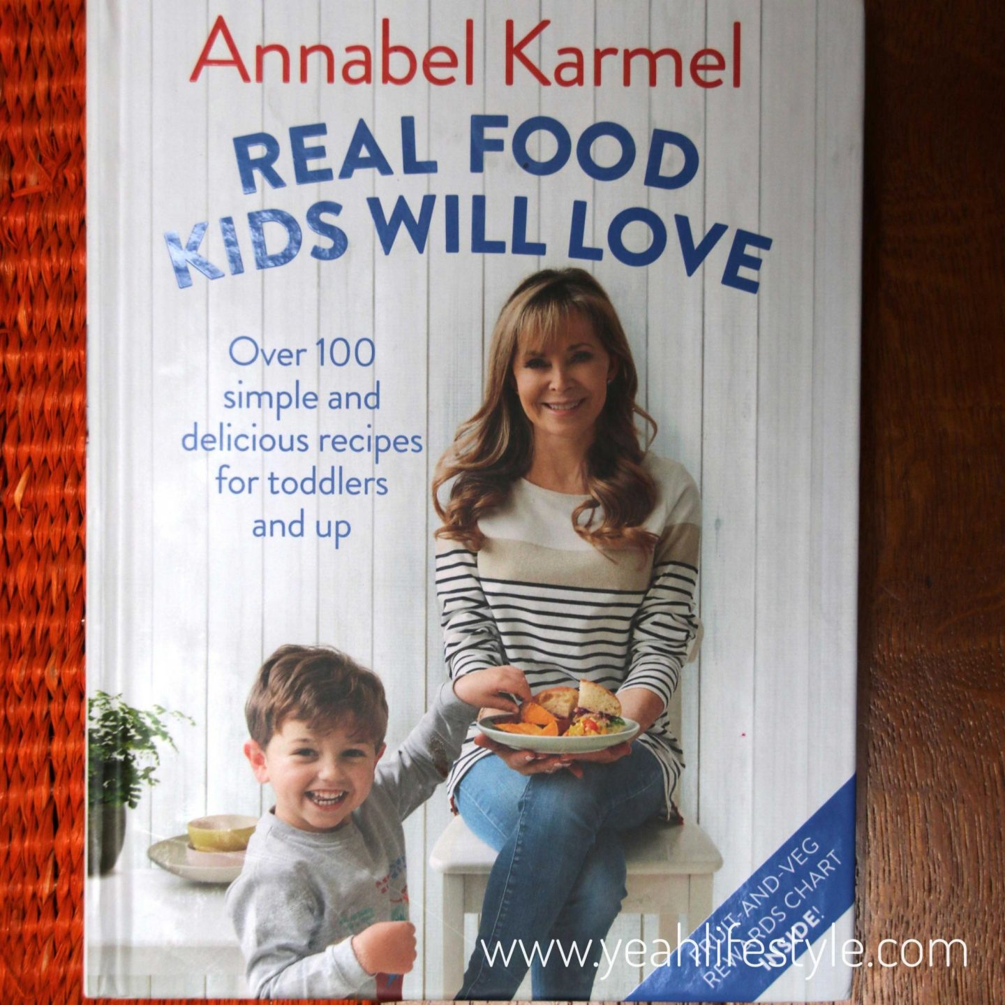 book-review-annabel-karmel-real-food-kids