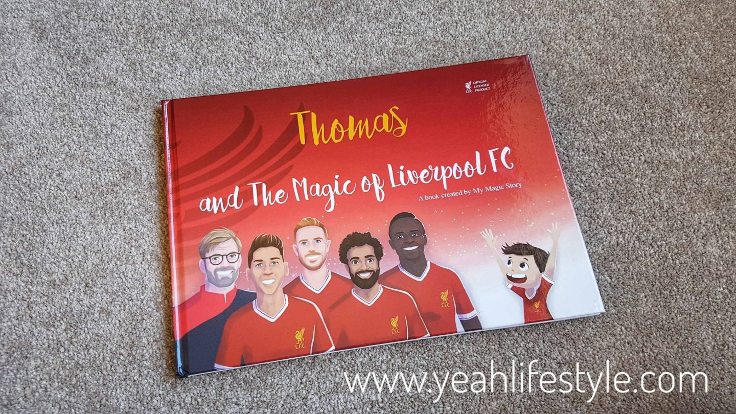 Children's Book Review: The Magic of Liverpool FC *