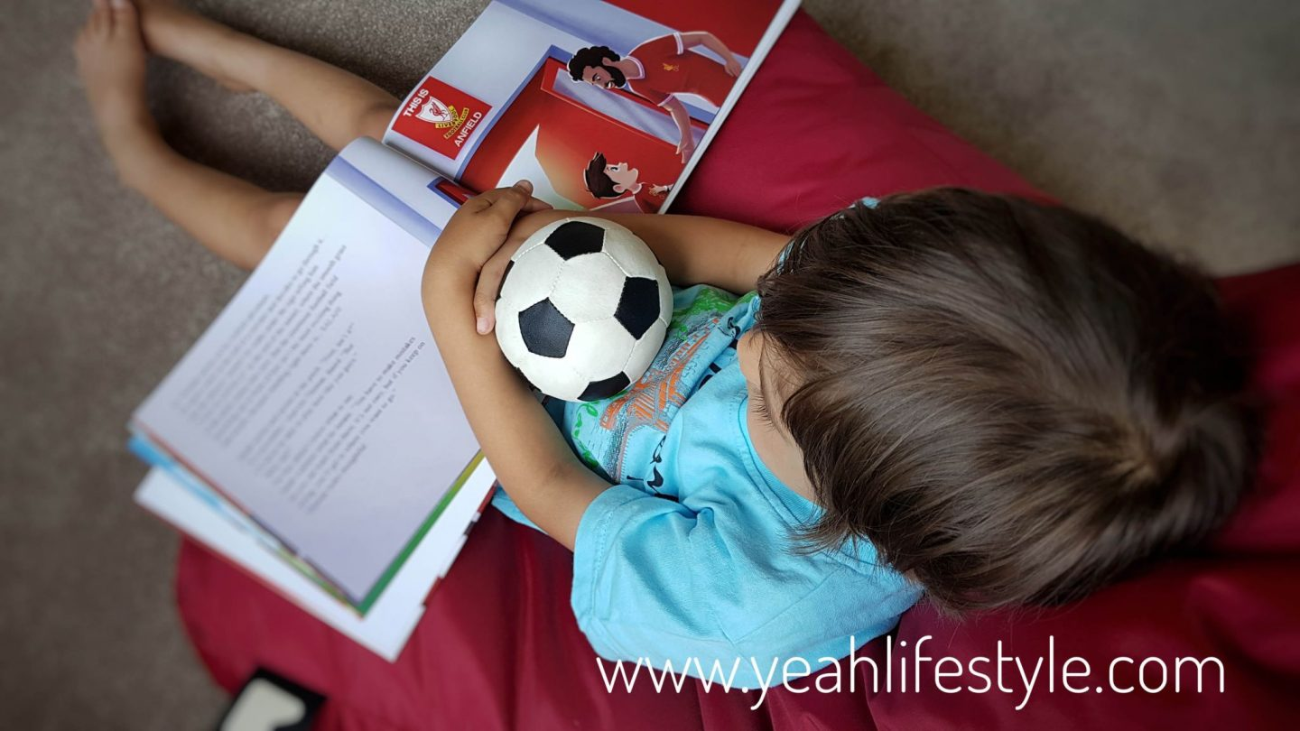 childrens-book-review-blogger-football-magic-of-liverpool-football-club-ball