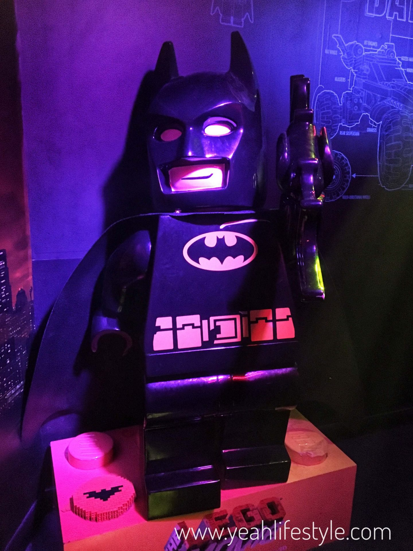 Day-Out-Legoland-Discovery-Centre-Manchester-intu-trafford-blogger-batman