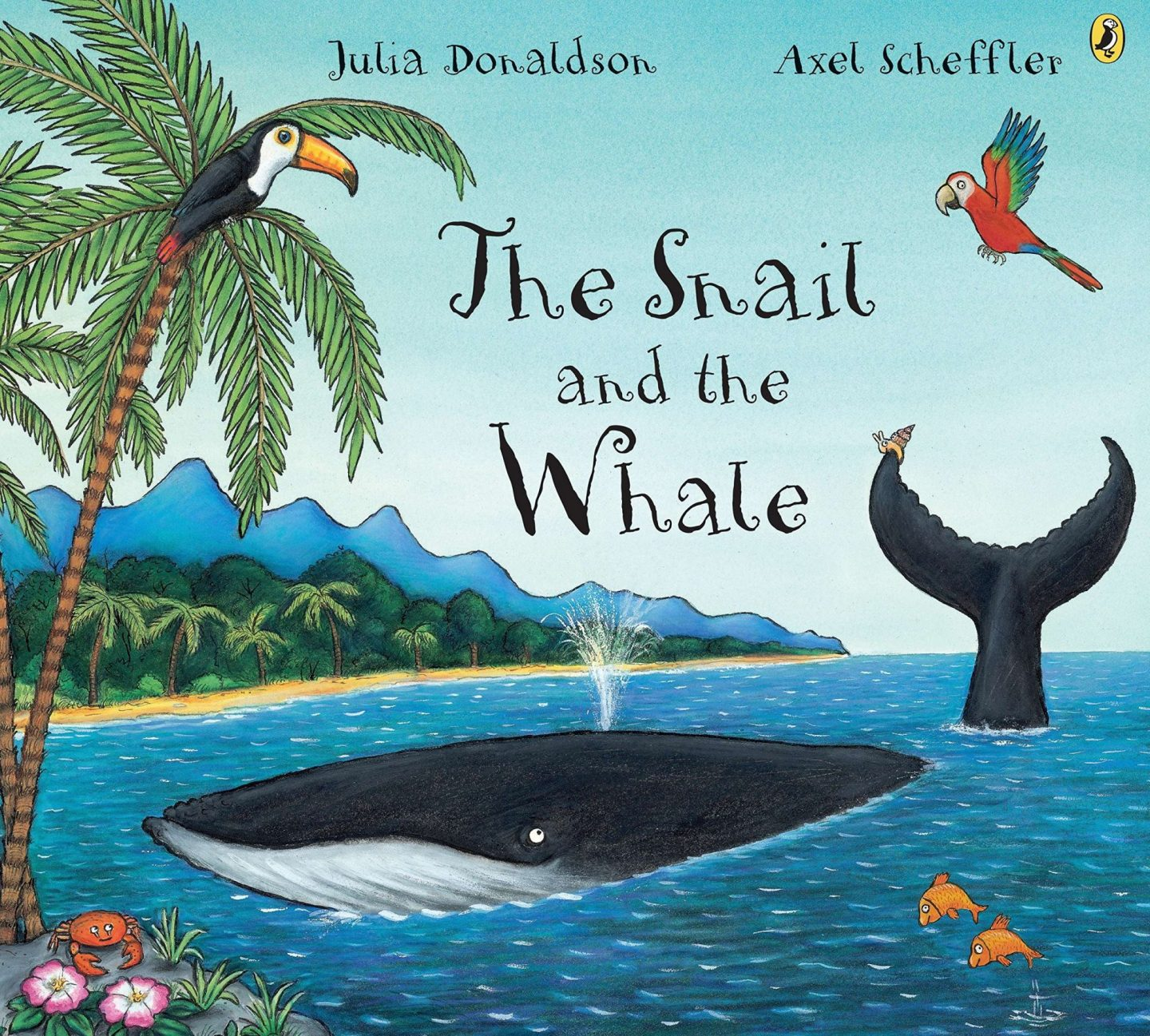 The-Snail-and-the-Whale-Stafford-Gatehouse-Theatre-Blogger-Kids-Book