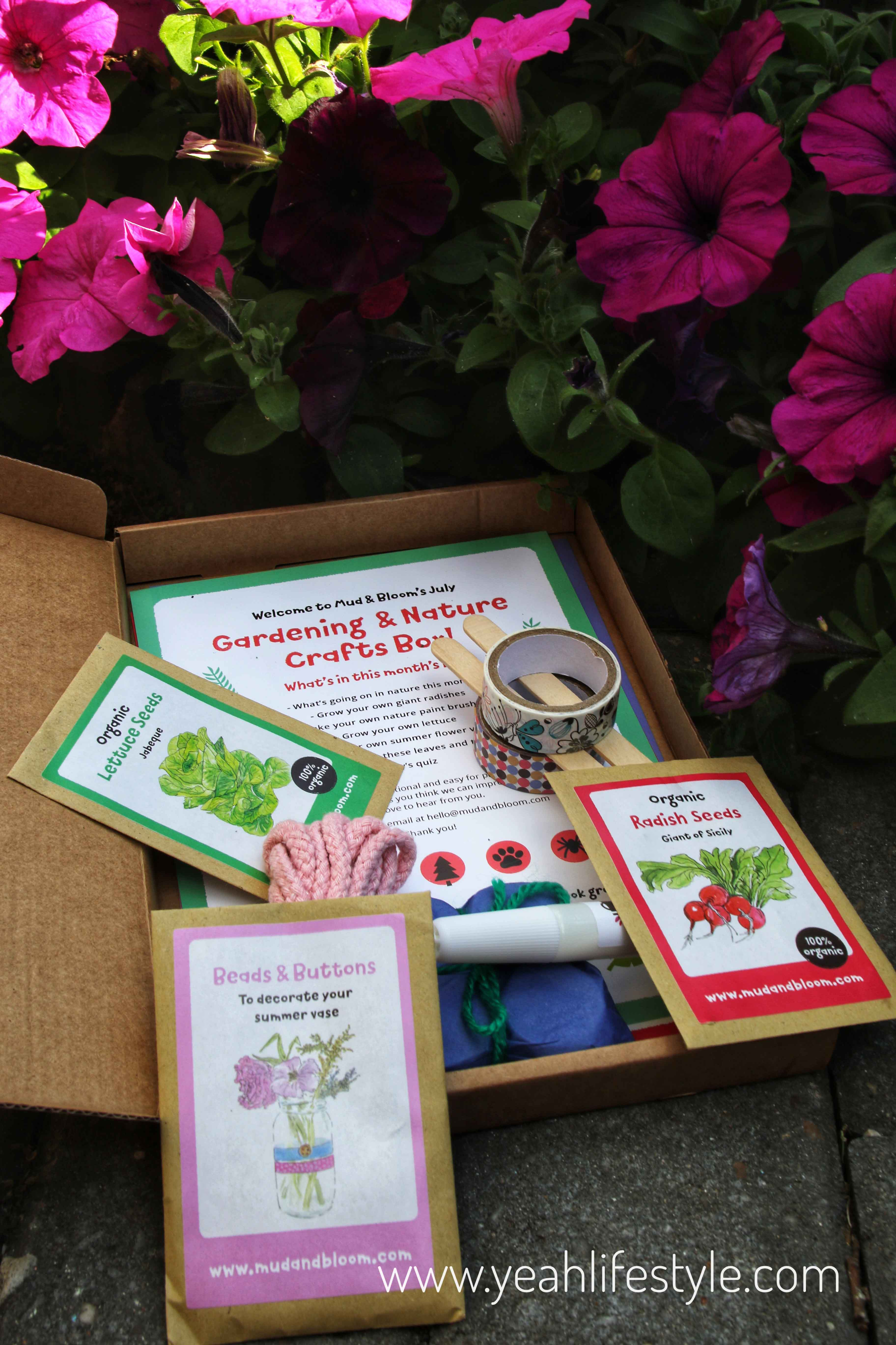 August Gift Guide Blogger Bricks Kids Mud And Bloom Gardening Kit