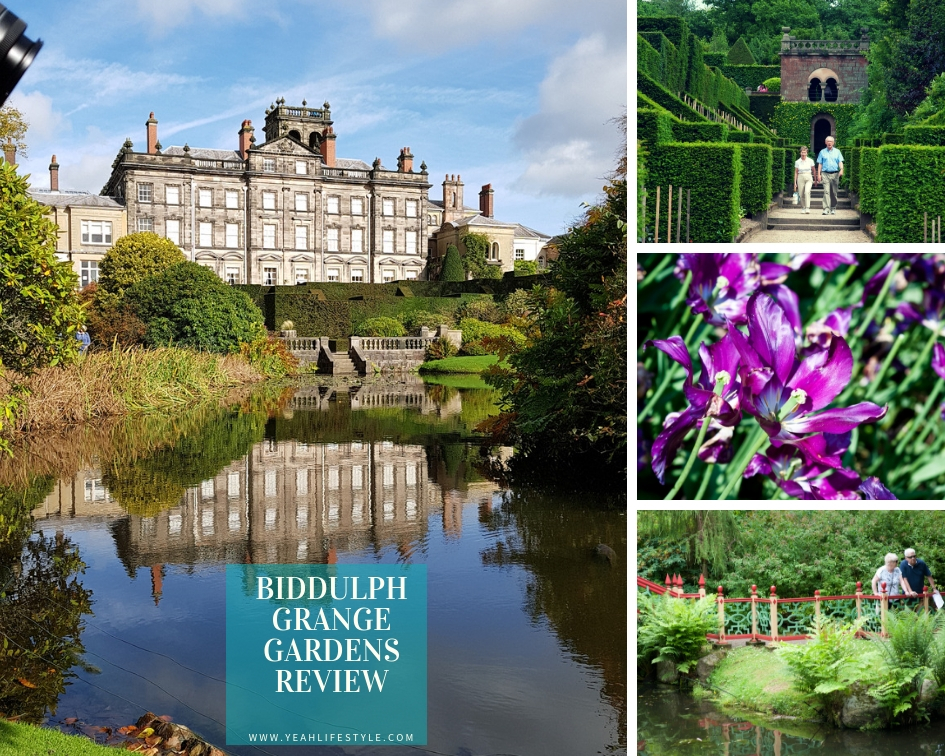 National Trust : Biddulph Grange Gardens Review