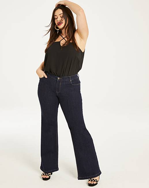 Denim Jeans for Pear Shaped Woman