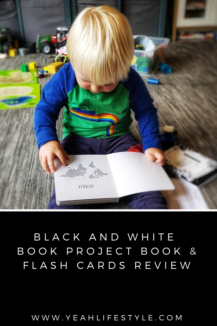 Black-and-White-Book-Project-Flash-Cards-Blogger-Review-Mum-Kid-Pinterest