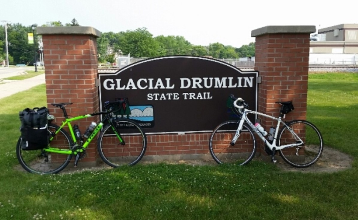 Top 5 Scenic Bike Rides In US For Fall Glacial Drumlin State Trail