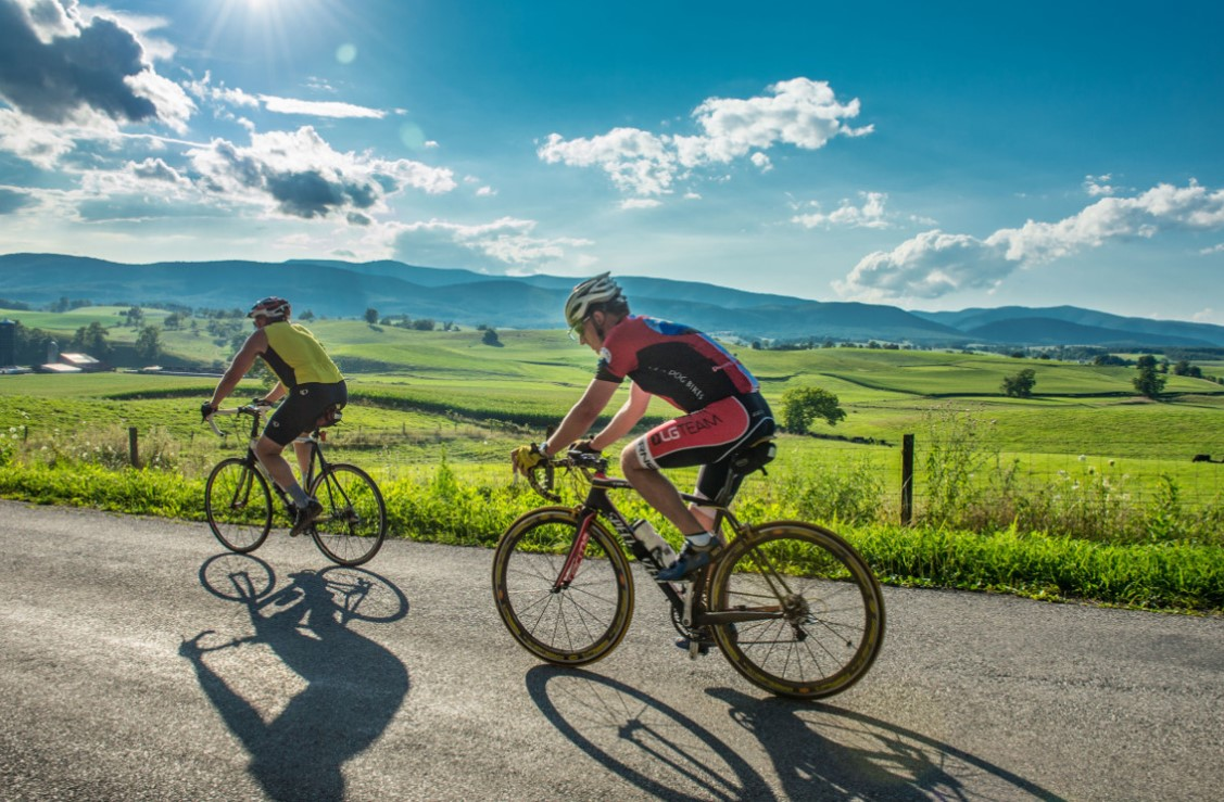 Top 5 Scenic Bike Rides In US For Fall **