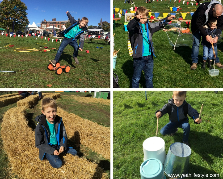 Day-Out-Great-British-Food-Festival-Arley-Hall-Northwich-Cheshire-Kids-Activities