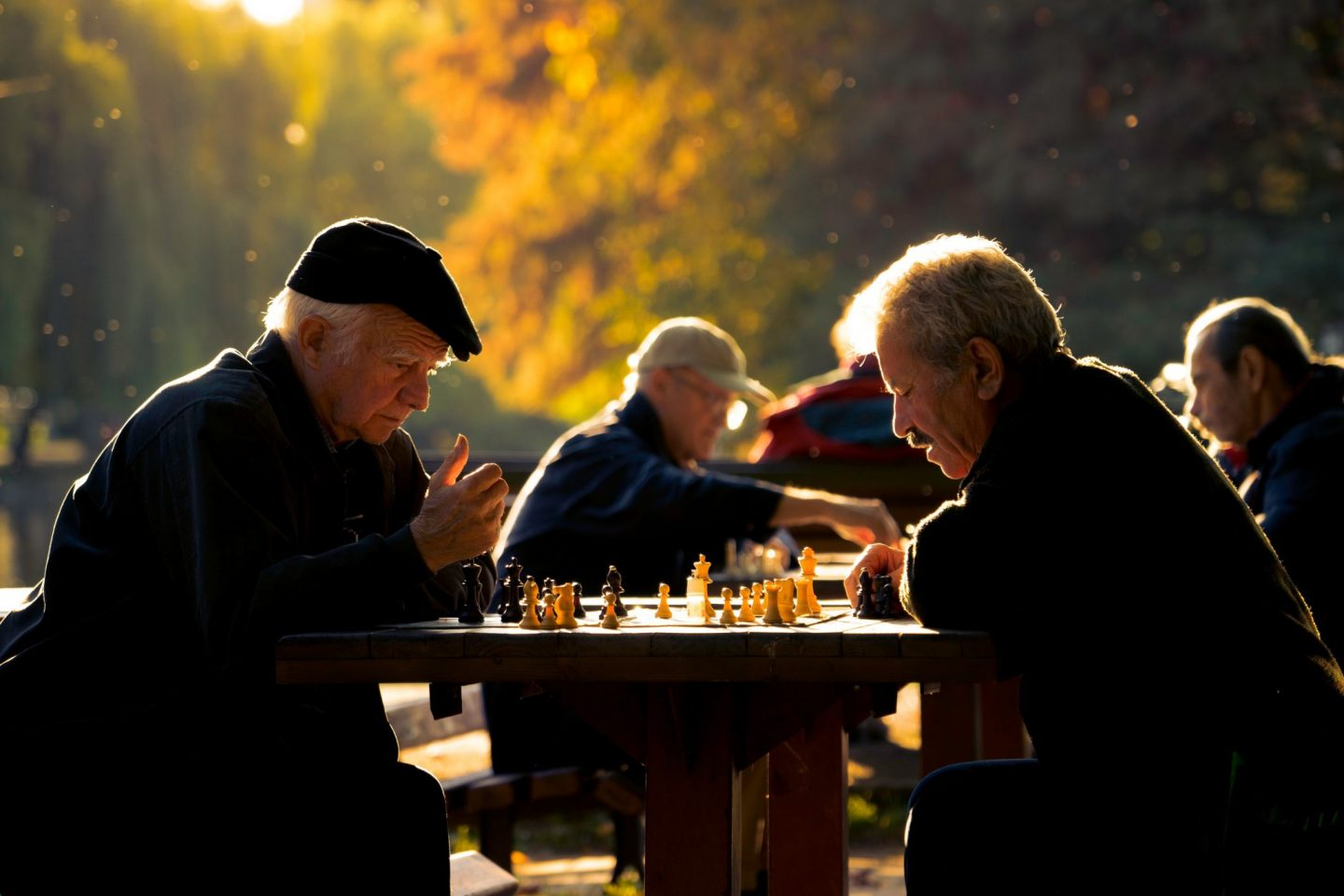 Finding the Beauty in Growing Old **