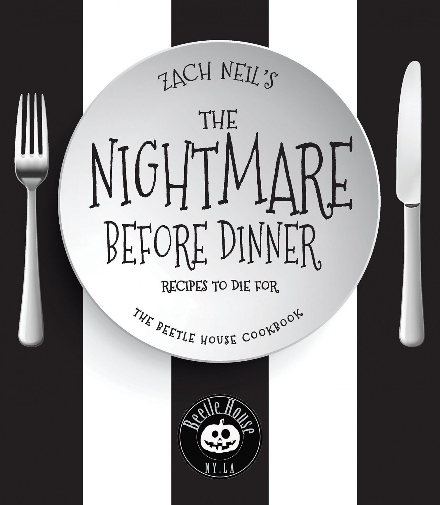 Recipes for Halloween and The Nightmare Before Dinner Cookbook Competition *