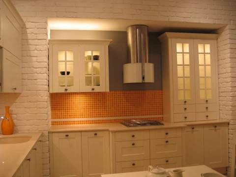 How-to-give-your-home-a-stylish-rustic-look -white-brick-wall-tile
