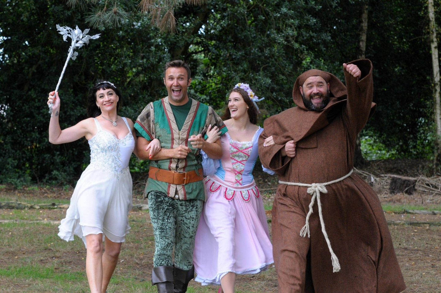 Robin Hood showcases as the Pantomime this year at The Regent Theatre