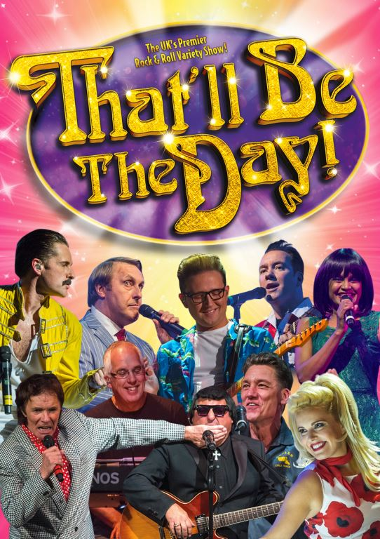That'll-be-the-day-singers-poster-female