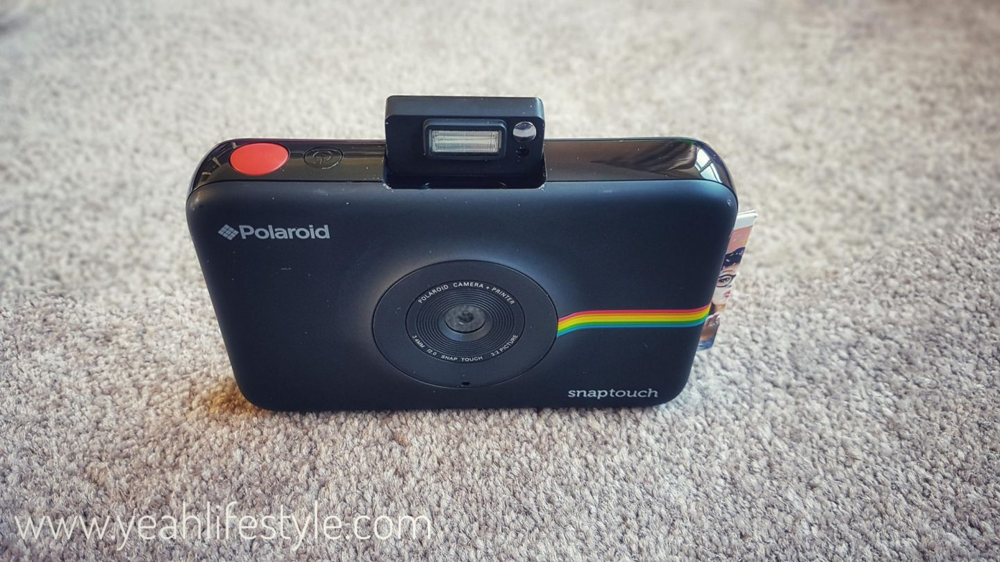 Polaroid Snap Touch Instant Digital Camera Review *