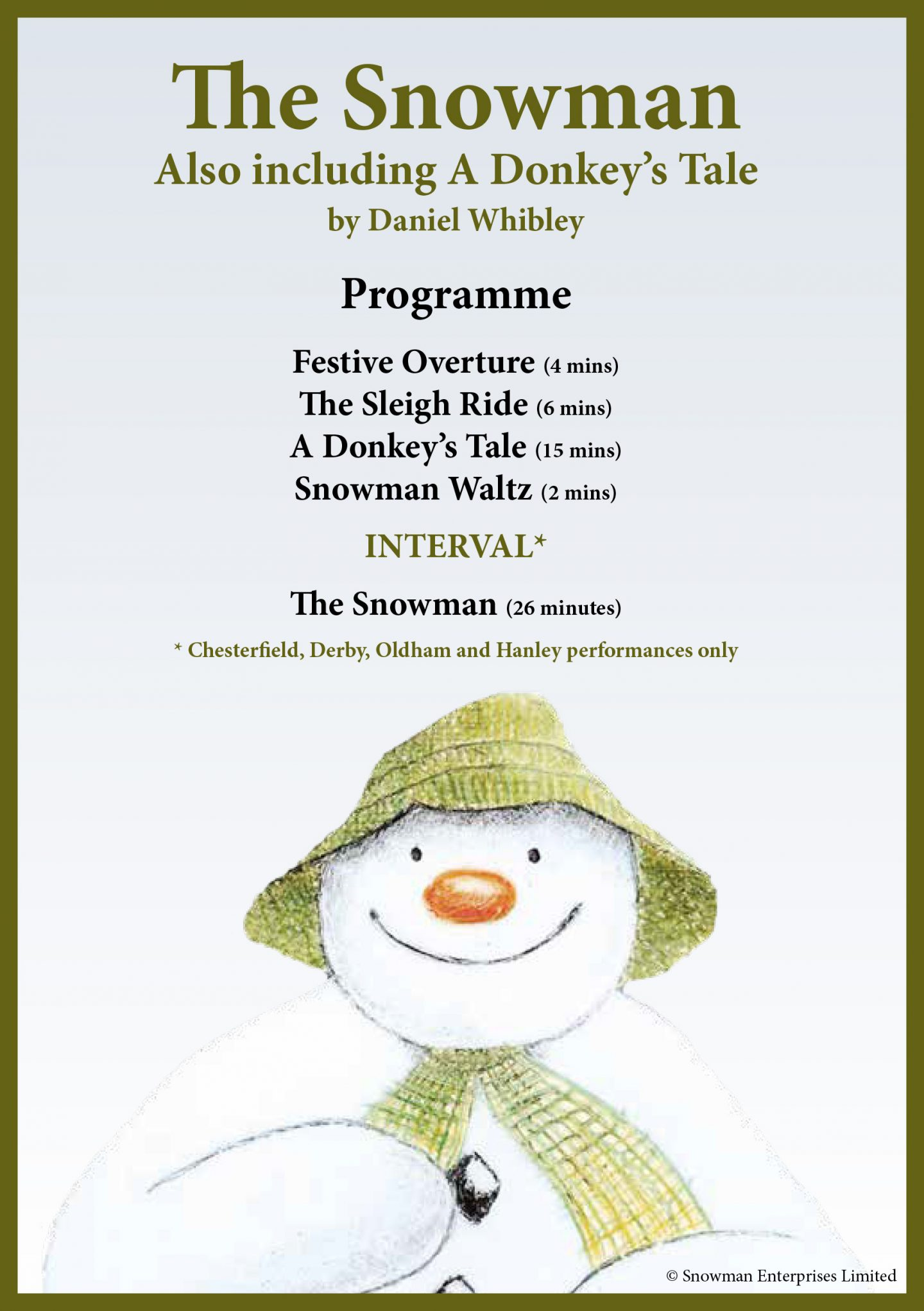 the-snowman-programme-stoke-victoria-hall-staffordshire-christmas
