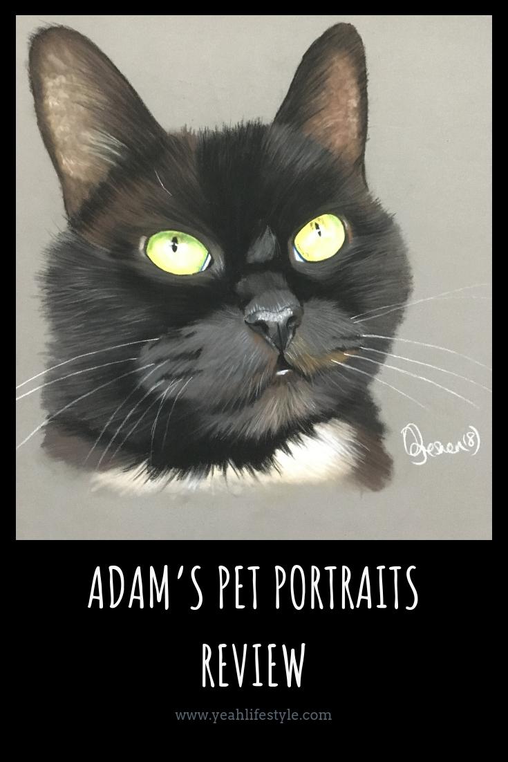 Adam-Pet-Portrait-Review-Blogger-UK-Christmas-Presents-Cat-Personalised
