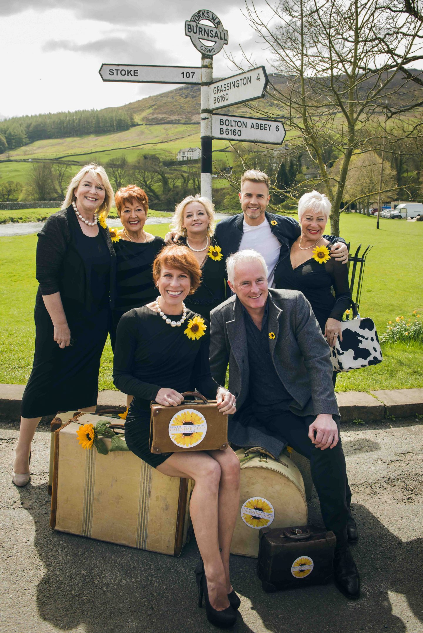 Calendar Girls The Musical is heading to The Regent Theatre