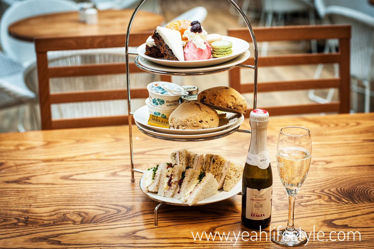 Festive Afternoon Tea at Bridgemere Garden Centre Review **