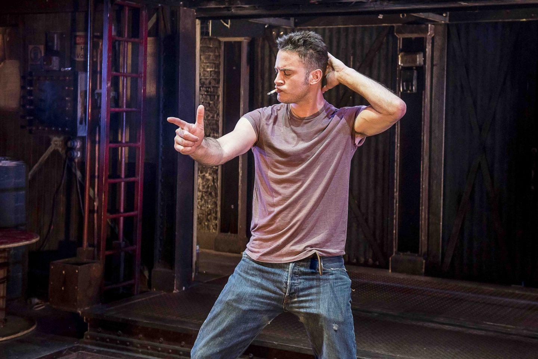 Full-Monty-Regent-Theatre-Stoke-on-Trent-Staffordshire-Blogger-Review-Musical