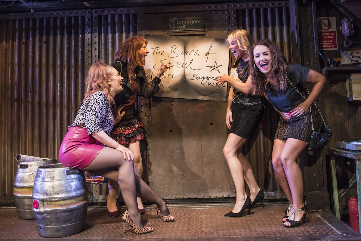 Full-Monty-Regent-Theatre-Stoke-on-Trent-Staffordshire-Blogger-Review-Sheffield-Steel-Ladies