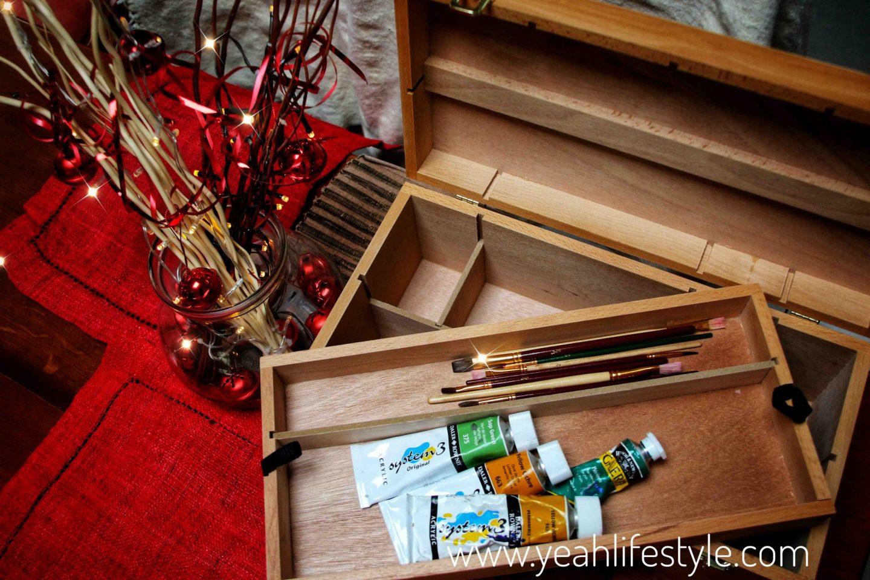 Christmas-Gift-Guide-Men-Blogger-UK-Hobbycraft-Art-Box