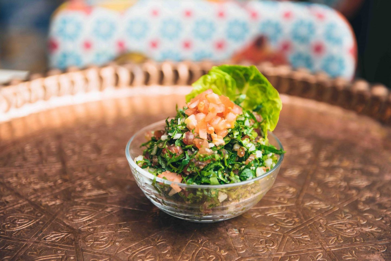 Comnptoir-Libanais-Christmas-Menu-Food-Blogger-Manchester-UK-Tabbouleh