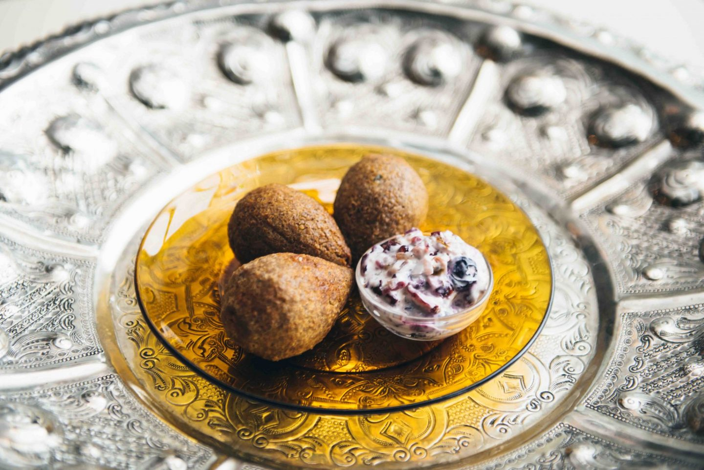 Comnptoir-Libanais-Christmas-Menu-Food-Blogger-Manchester-UK-Turkey-Kibbeh