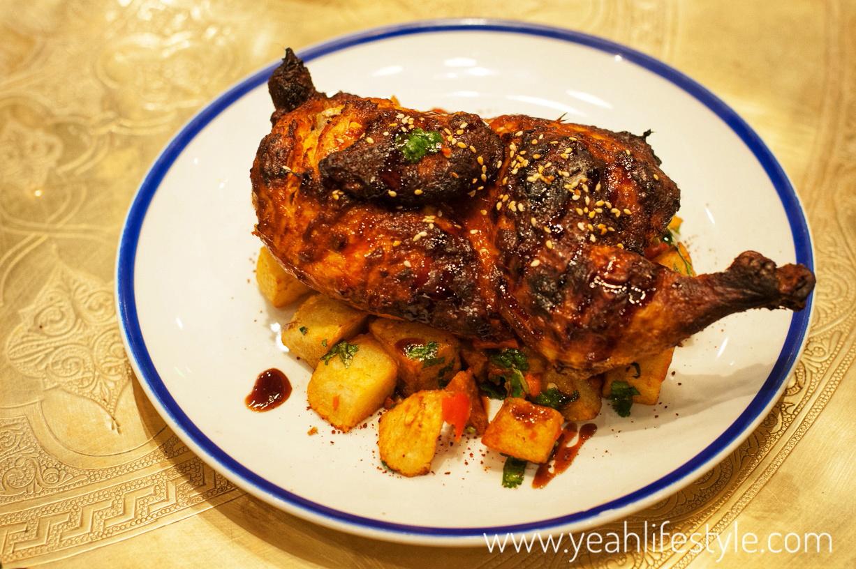 Comptoir-Libanais-Christmas-Menu-Food-Blogger-Manchester-UK-Baby-Chicken-01