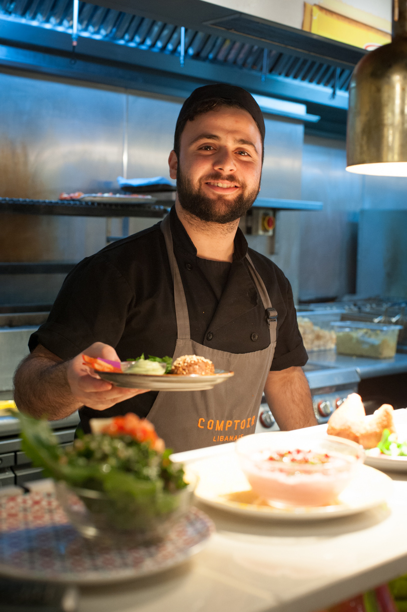 Comptoir-Libanais-Christmas-Menu-Food-Blogger-Manchester-UK-Beetroot-Chef