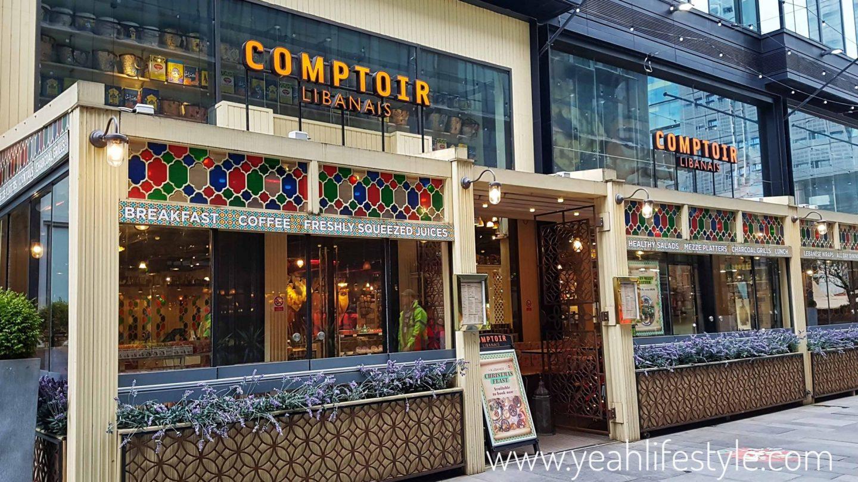 Comptoir-Libanais-Christmas-Menu-Food-Blogger-Manchester-UK-Chef-Lebanese