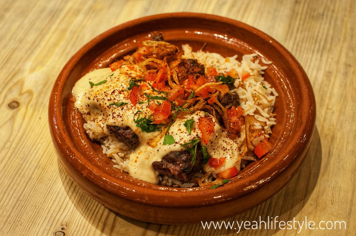 Comptoir-Libanais-Christmas-Menu-Food-Blogger-Manchester-UK-Main-Lamb -Kofta