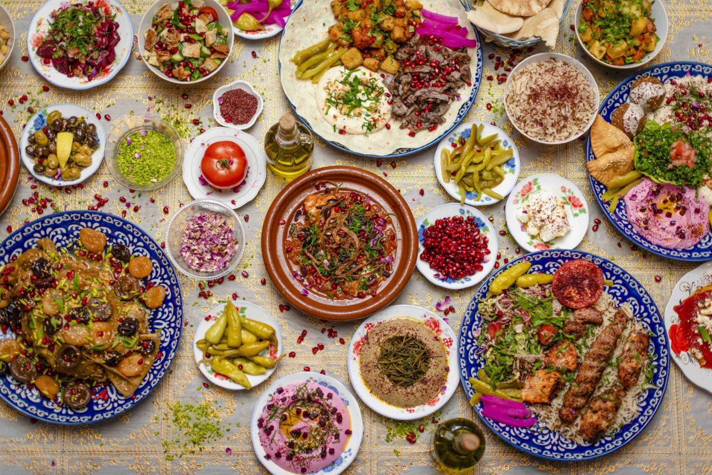 Food Review : A Lebanese Christmas at Comptoir Libanais *