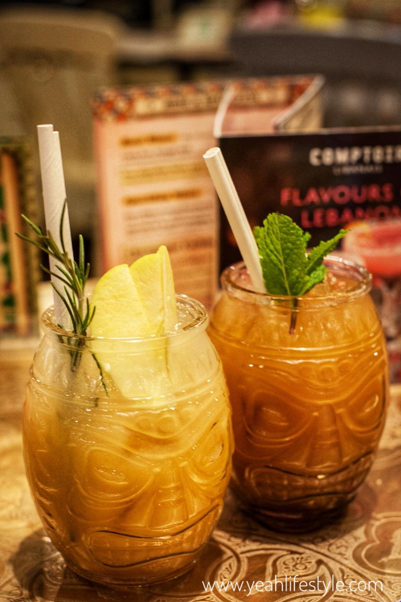 Comptoir-Libanais-Christmas-Menu-Food-Blogger-Manchester-UK-Review-Mocktails