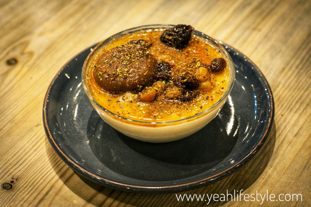 Comptoir-Libanais-Christmas-Menu-Food-Blogger-Manchester-UK-Rice-Pudding-Dessert